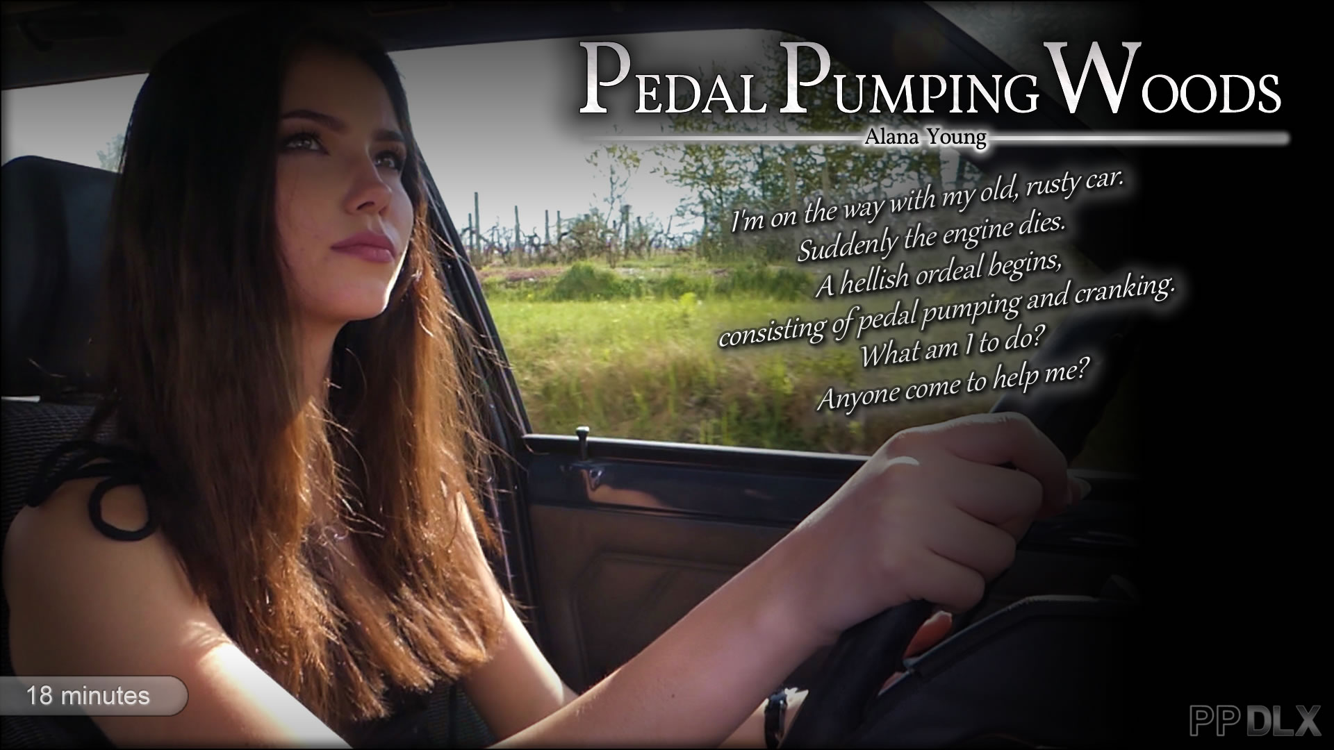 Car cranking and pedal pumping